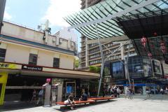 Drei-Tage-Brisbane-Queen-Street-Mall
