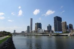 Drei-Tage-Brisbane-Skyline-von-South-Banks-aus