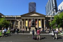 Melbourne - Bibliothek