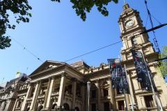 Melbourne - Rathaus