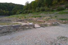 Edersee-Atlantis - Dorfstelle Berich