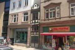 Eisenach - Das schmale Haus