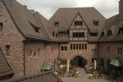 Restaurant in der Wartburg