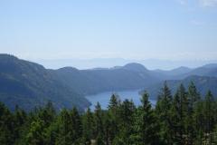 Ausblick Vancouver Island