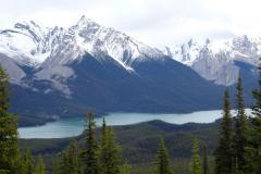 Jasper-Moose-Lake-vom-Bald-Hills-Trail