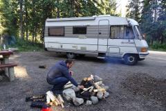 Jasper-Snaring-Campgrund