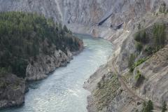 Thompson River im Skihist Provincial Park