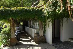 Campinplatz El Redondo - Waschbecken