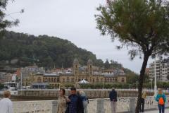 Donastia-San Sebastián - Blick auf die Bibliothek