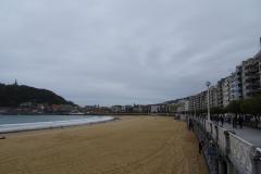 Donastia-San Sebastián - Strandpromenade