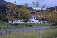 Roadtrip Nordküste Spanien -Wohnmobilstellplatz Bakio
