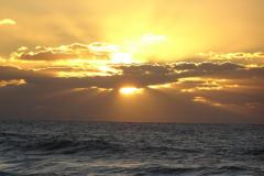 Biarritz-Sinnenuntergang