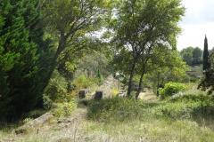 Fontveille - Römisches Aquädukt