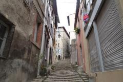 Le-Puys-en-Velay - enge steile Gassen