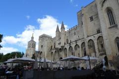 Road Trip Südfrankreich Italien - Avignon Papstpalast