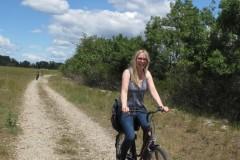 Road Trip Südfrankreich Italien - Fahrradtour Avignon