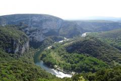 Road Trip Südfrankreich Italien - Gorge de l'Ardeche