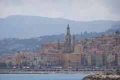Road Trip Südfrankreich Italien - Menton