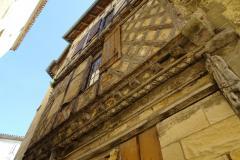 Saint-Émilion - Haus aus dem 13. Jahrhundert