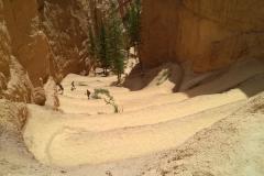Bryce Canyon Wanderung