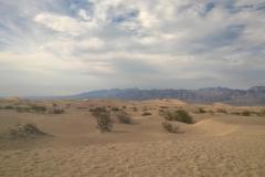 Death Valley: Mesquite Sand Dunes