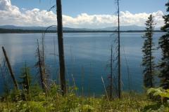 Grand Teton Wanderung Jenny Lake
