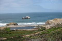 Pazifikküste in San Francisco