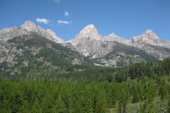 Grand Teton Tetons Gebirge