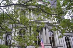 Historisches Rathaus in Boston