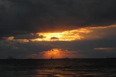Sonnenuntergang-Key-West