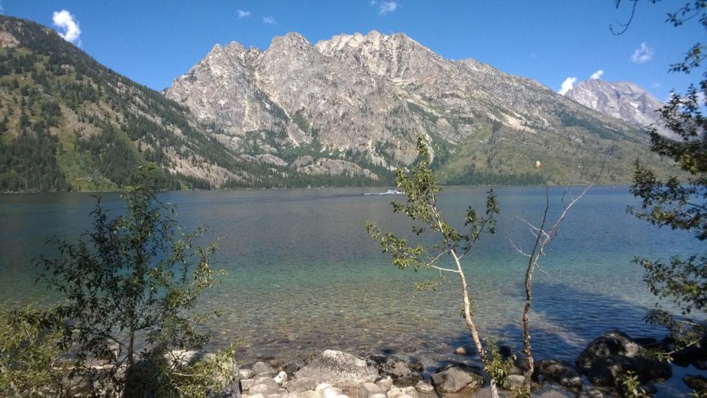 Grand Teton: Jenny Lake