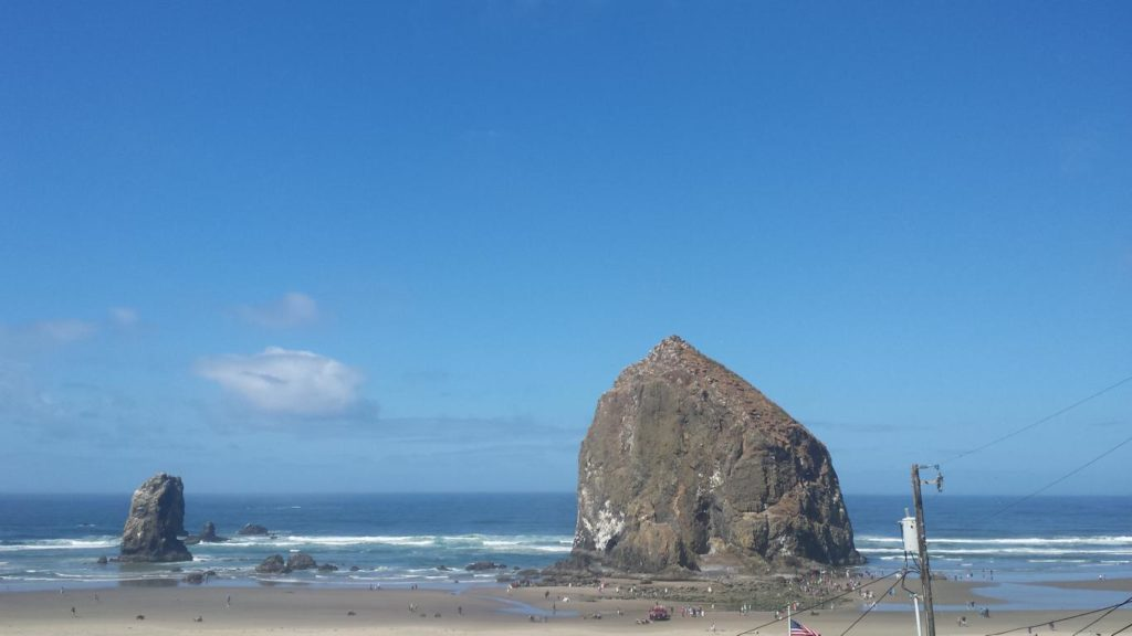 Oregon Coast: Canon Beach