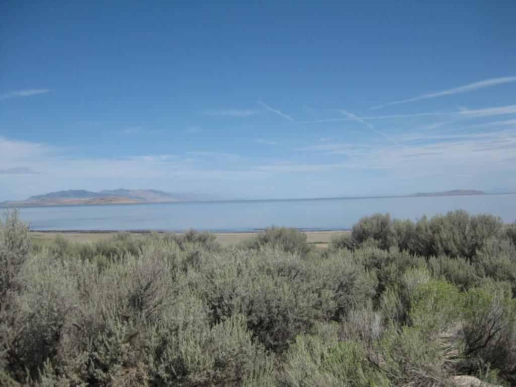 Salt Lake City: Great Salt Lake