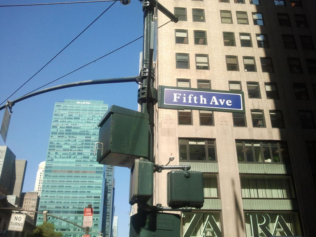 New York - Fith Avenue