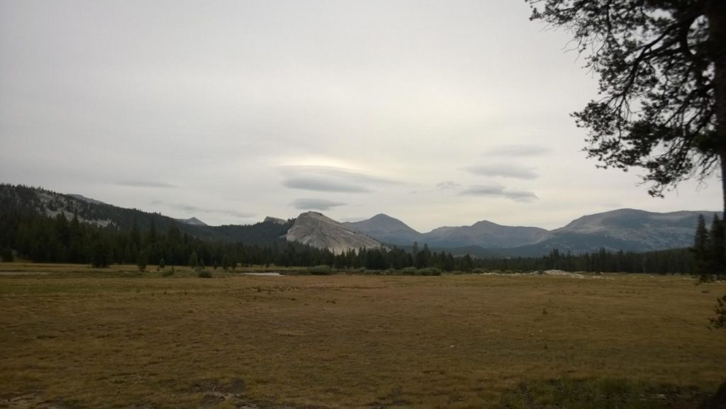 Yosemite - Tolumne Meadows