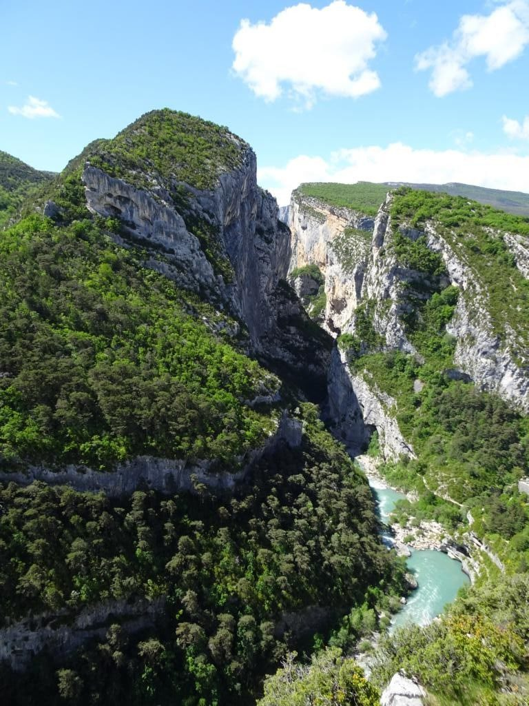 Schlucht von Verdon - Point Sublime 1