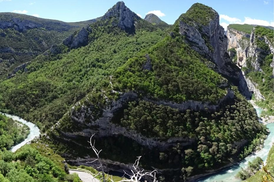 Schlucht von Verdon - Point Sublime