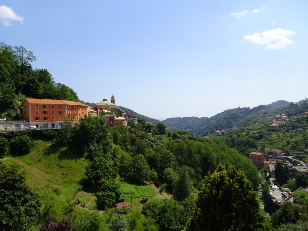 Road Trip Südfrankreich Italien - Fahrt durch Ligurien