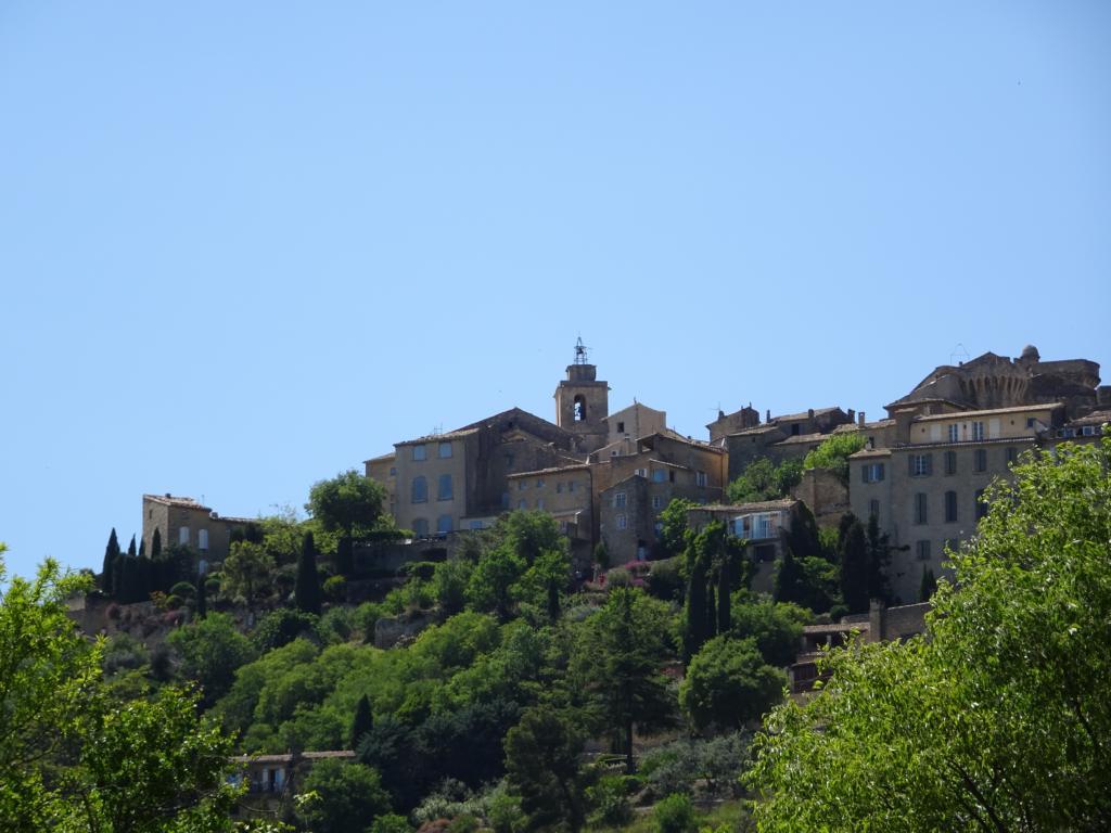 Road Trip Südfrankreich Italien - Gordes