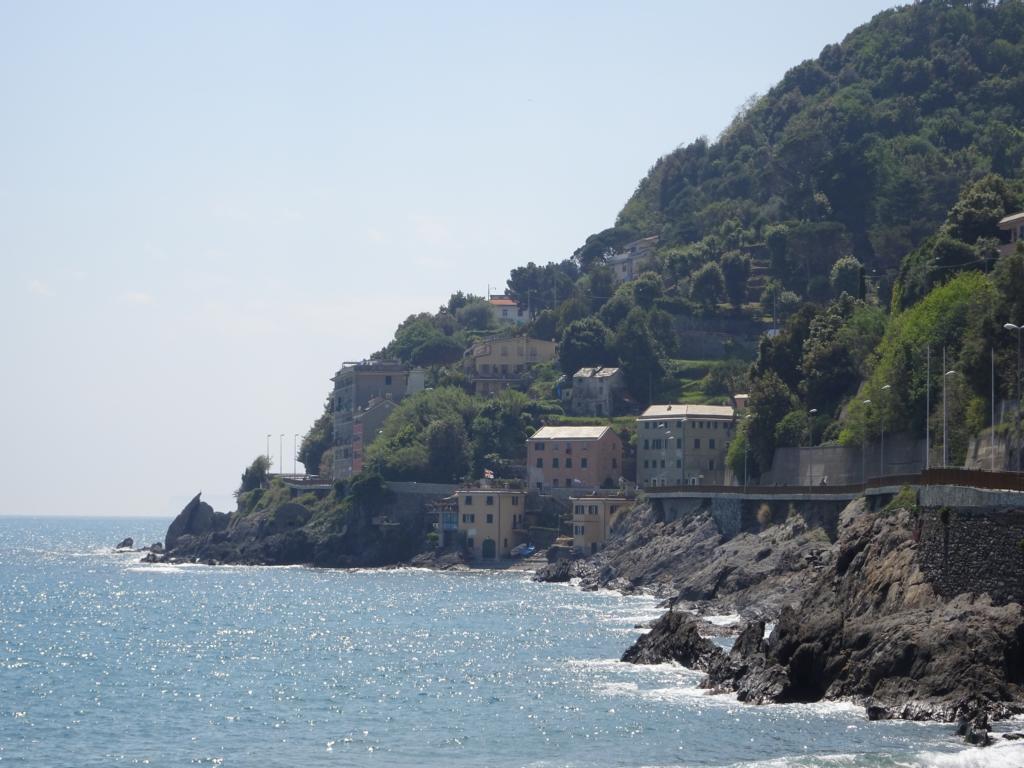 Road Trip Südfrankreich Italien - Küste Liguriens 2