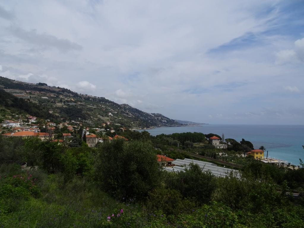 Road Trip Südfrankreich Italien - Küste Liguriens