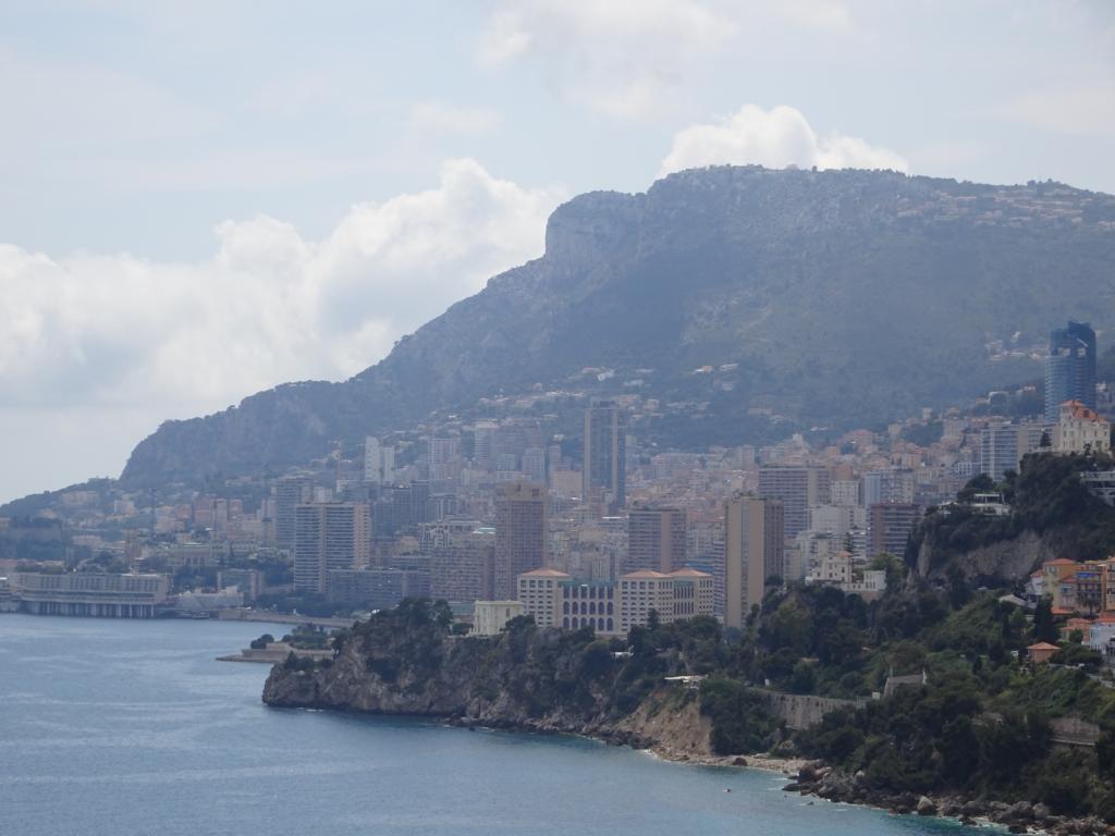 Road Trip Südfrankreich Italien - Monaco