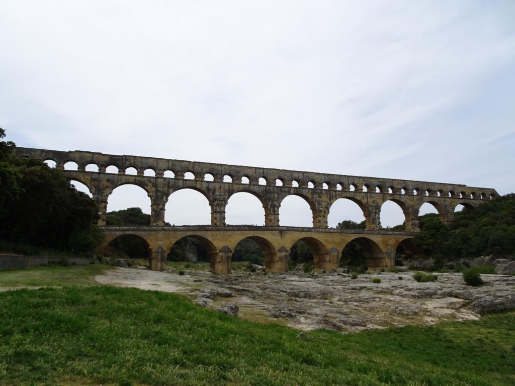 Road Trip Südfrankreich Italien - Pont Du Gard