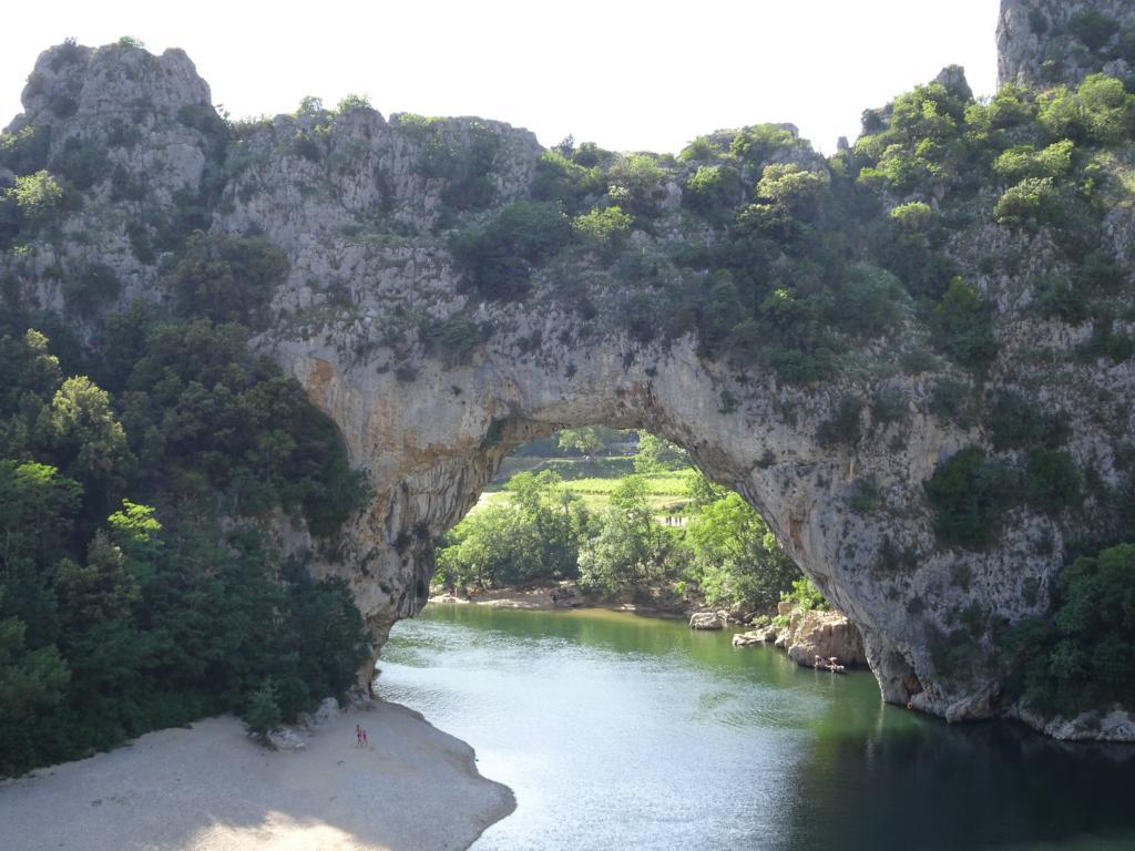 Road Trip Südfrankreich Italien - Pont d'Arc