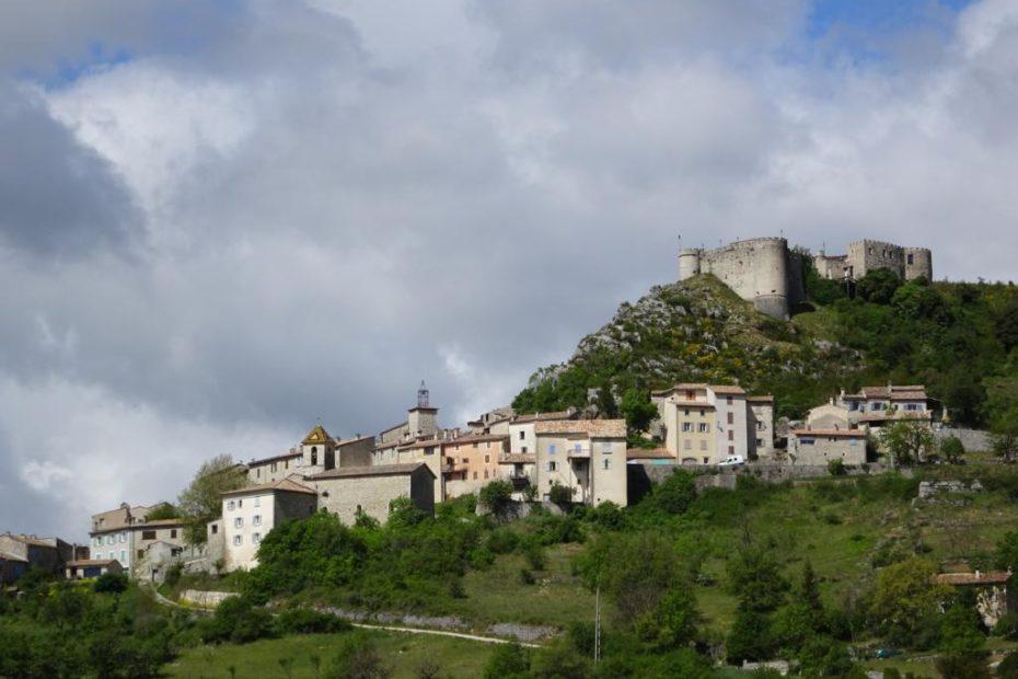 Road Trip Südfrankreich Italien - Trigance