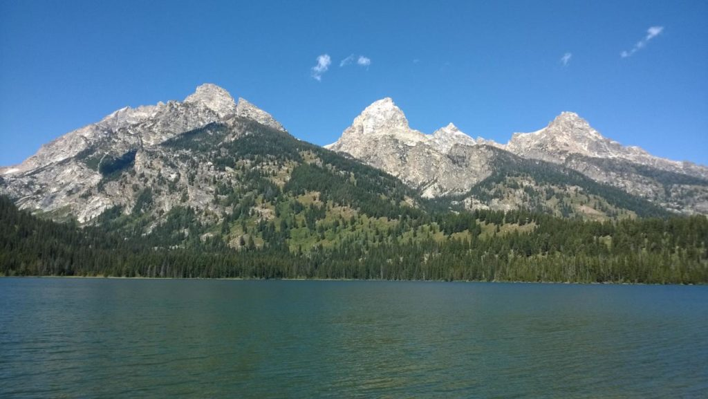 Grand Teton Nationalpark - Taggart Lake
