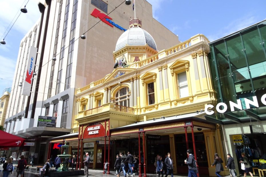 Adelaide - Arcade