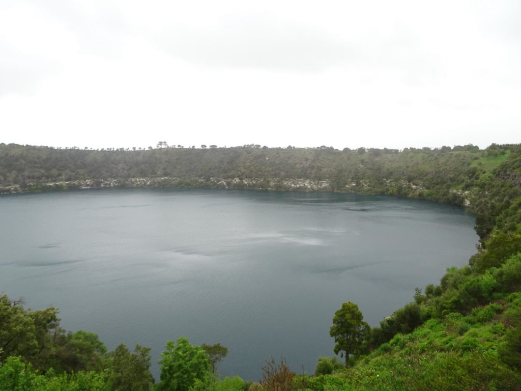 Mt. Gambier - Blue Lake