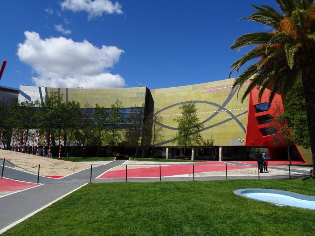 Canberra - Museum of Australia