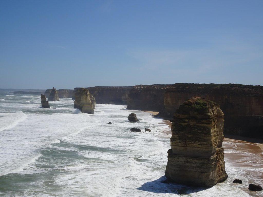 Great Ocean Road - Die Zwölf Apostel